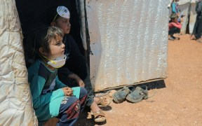 SYRIA DISPLACED CHILDREN COVID-19