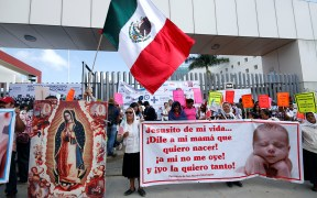 MEXICO ABORTION 2019 DEMONSTRATION