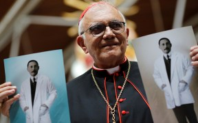 PHOTOS VENEZUELAN DOCTOR SAINTHOOD CAUSE