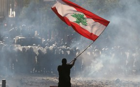 LEBANON GOVERNMENT PROTESTS