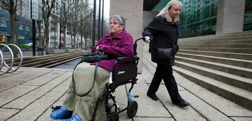 ASSISTED SUICIDE BRITISH COLUMBIA