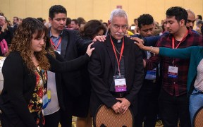 ENCUENTRO YOUNG PEOPLE BISHOPS