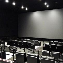 Reclining Chairs Modern Purple Bean Bag Chair Envision Cinemas Bar & Grille - Oswald Company