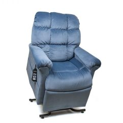 Golden Power Chair Dining Pad Covers Recliner Cloud Try It Today Oswald S Medical With Lift In Raised Position The