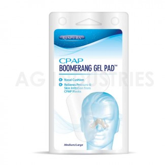 Respura CPAP Boomerang Gel Pad  Oswalds Pharmacy