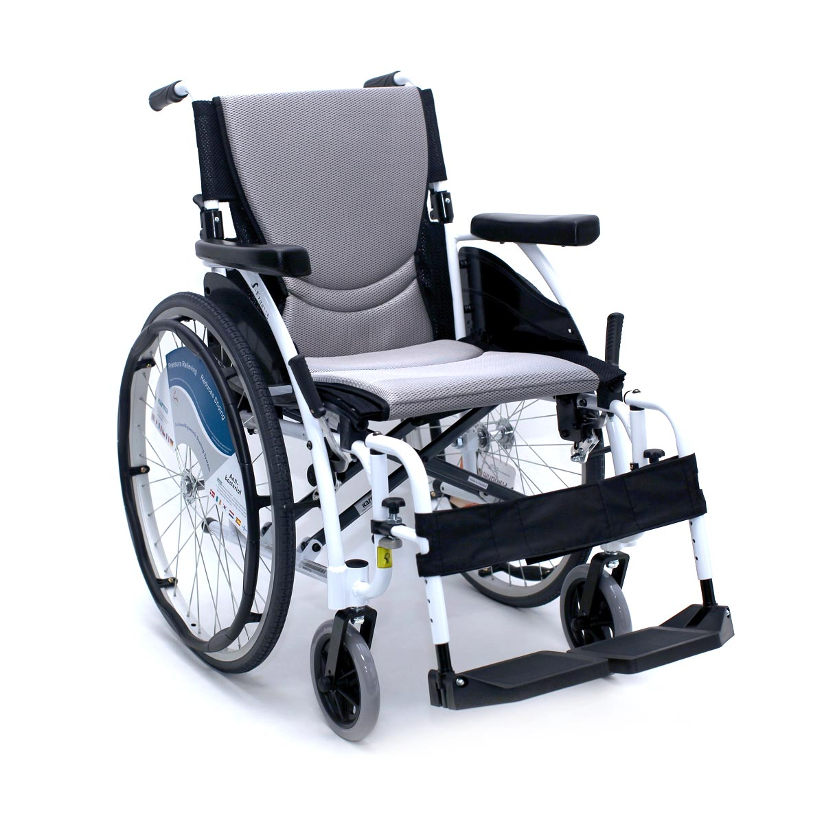 Power Chair Rental Karman S Ergo 115 Ultra Lightweight Wheelchair Alpine