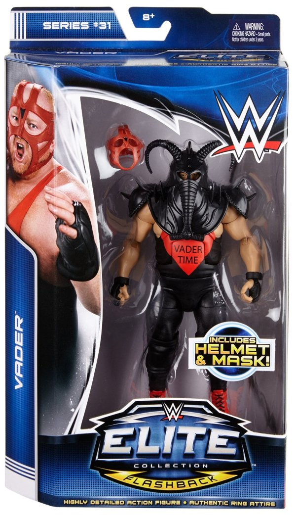 Osw Wwe Mattel Elite Series 31