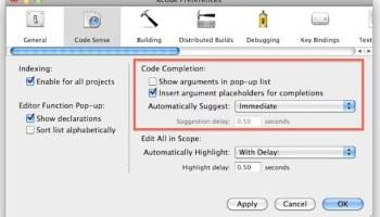 Install an Xcode plugin