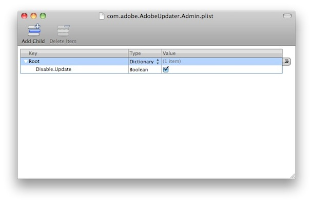 how to block adobe cs5.5 from accessing the internet mac