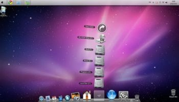 Mac OS X Lion Theme for Windows 7