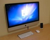 iMac Wall Mount