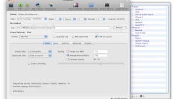 Rip DVD's in Mac OS X