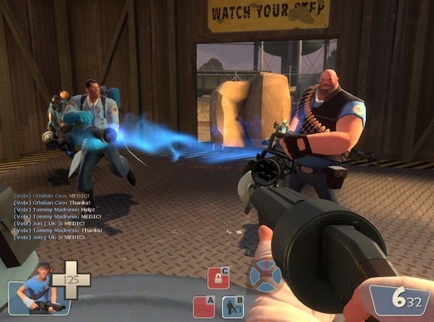 team fortress 2 system requirements mac