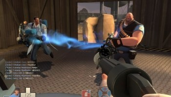 Team Fortress 2 Available for Mac