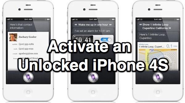 iphone 4s unlocked price