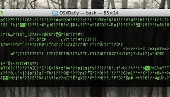 Create a Password Protected Text File with vi and the Command Line