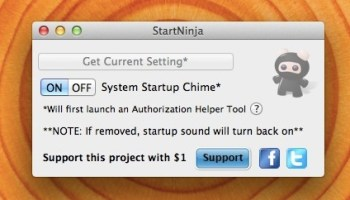 How to Disable the Mac Boot Chime Completely