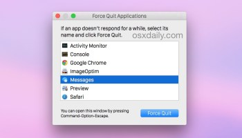 how to pause resume an app or process in mac os x