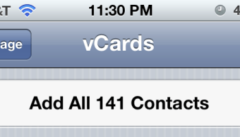 Transfer Contacts to iPhone Without iTunes
