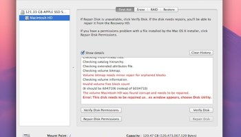Fixing a Broken EFI Partition on Mac
