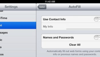 Find Saved Passwords on iPhone & iPad in Safari | OSXDaily