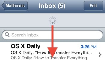 Get New Email Faster on the iPhone by Changing Fetch Settings