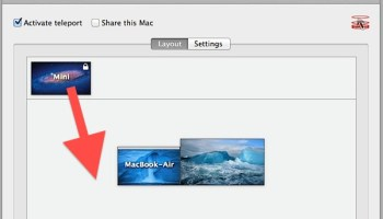 Share your Mouse and Keyboard between Mac OS X and Ubuntu
