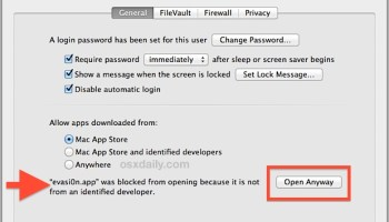 How to Allow Apps from Anywhere in macOS Gatekeeper (Mojave