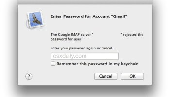 Resolving Mail Problems After OS X 10 10 4 Update