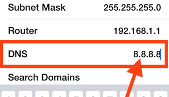 How to Clear & Flush DNS Cache on iPhone & iPad