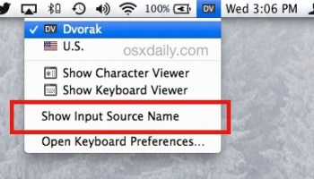 How to Add & Switch Languages in Mac OS X