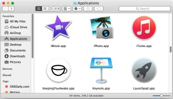 "Fixing ""The application 'Application app' is not open anymore"" Mac Error"
