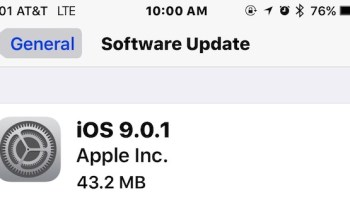 iOS 8 4 1 Update Available to Download for iPhone, iPad