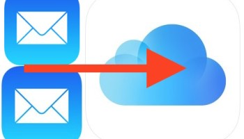 How to Save eMail Attachments on iPhone & iPad Mail to iCloud Drive