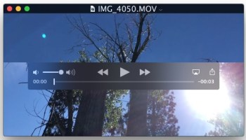How to Loop Video with QuickTime Player on Mac OS X