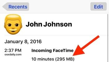 FaceTime Joke: Phone Calls Like You've Never Seen Before