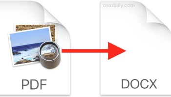How to Remove a Password from a PDF File in Mac OS X | OSXDaily