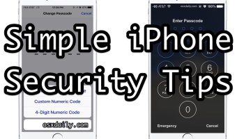 The 10 Most Common iPhone Passwords