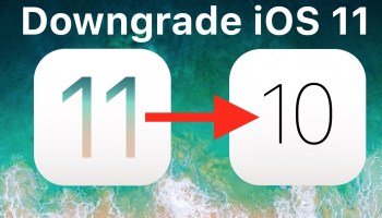 How to Downgrade iOS 12 & Remove iOS 12 from iPhone or iPad