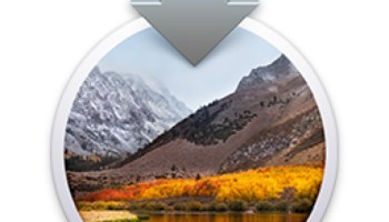 download high sierra from app store