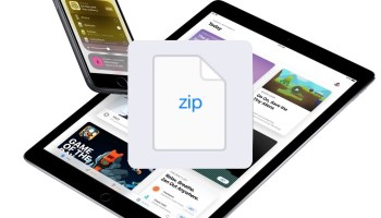 How to Open Zip Files & Extract Archives on the iPhone & iPad