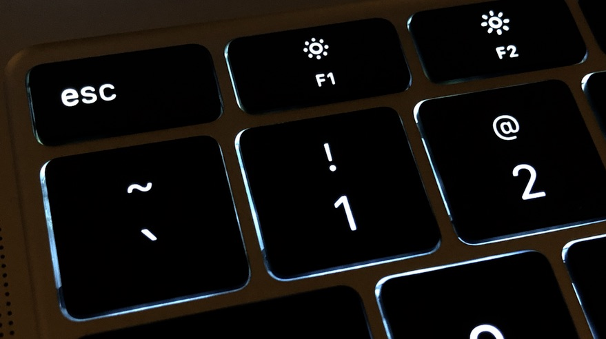 How to Disable Keyboard Backlighting on MacBook Pro or Air