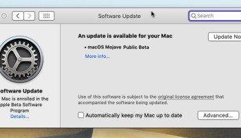 Beta 4 Of Ios 12 1 3 And Macos 10 14 3 Released For Testing