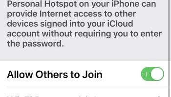 Personal Hotspot Dropping Connections? Try This DHCP Client