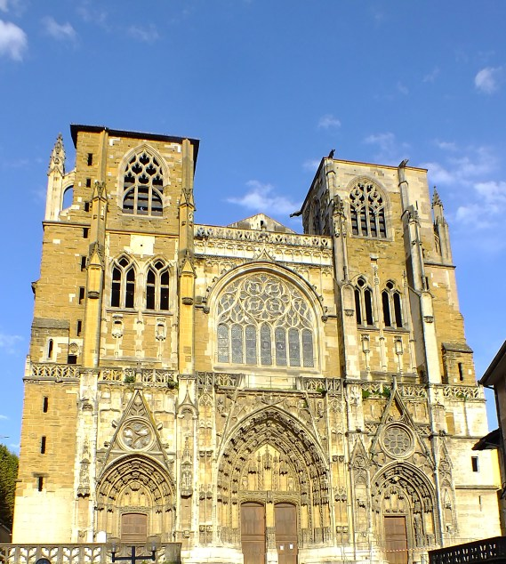 Cathedral de St Maurice