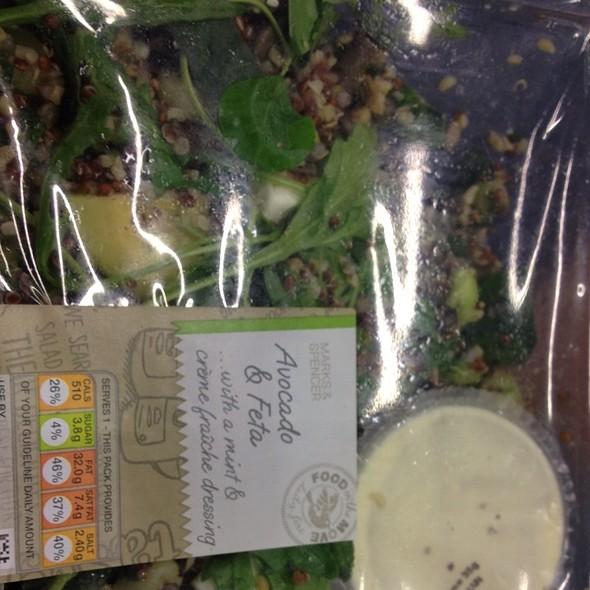 Marks Amp Spencer Simply Food Menu London Foodspotting