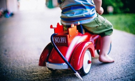 Motorized Toy Cars for Children with Disabilities Boost Development