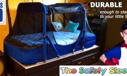 Free Prize Draw to win a Safety Sleeper!