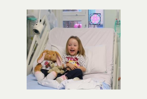 Dedicated children's in-patient neurorehabilitation unit opens at Bristol Children's Hospital