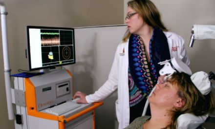 Researchers study magnetic brain stimulation to improve symptoms after stroke